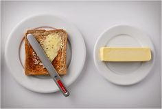 New Heated Butter Knife