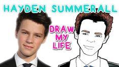 Hayden Summerall || Draw My Life - YouTube