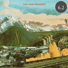 Disco debut del grupo argentino Las Ligas Menores.