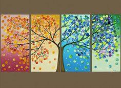 Estaciones del año  Seasons of the year.