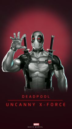 d3go.com forums images wallpapers Deadpool_X-Force_Poster_03_Red.png