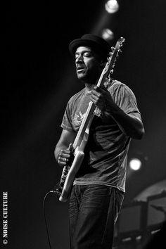 Marcus Miller, by Ian Arné