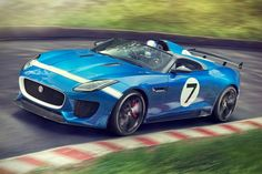As if their new F-Type wasn't hot enough, Jaguar went and turned it into a track car with the one-off Project 7 Concept ($TBA). Built on the F-Type's rigid aluminum chassis, it has a more-powerful supercharged 5.0-liter V8 producing 550hp through an eight-speed quick shift transmission.