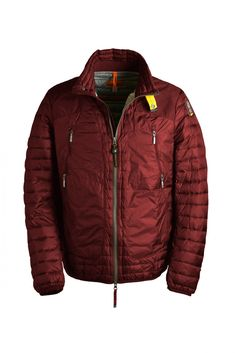 Down Jackets, Men Blazer, Herrin, Mens Quilted Jacket, Red, Jackets, Puffer Jackets