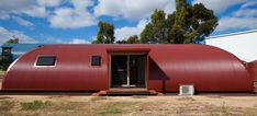 LeftClick: Housing with corrugated Iron: Build it well to last