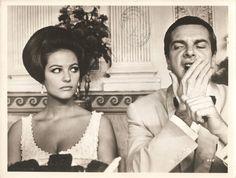 "Claudia Cardinale Paul Guers in ""The Magnificent Cuckold"" Original vint 1961 | eBay"