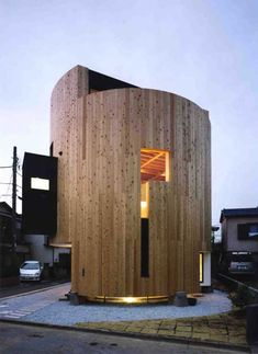 Ryoko & Keisuke Masuda's modern cylinder.