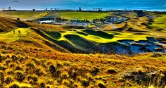 awesome 9 At Chambers Bay Golf Course Location Of The 2015 Us Open 2014