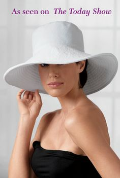 1c88845ae54 Protect yourself from harmful UV rays this summer with one of our  fashionable hats or visors