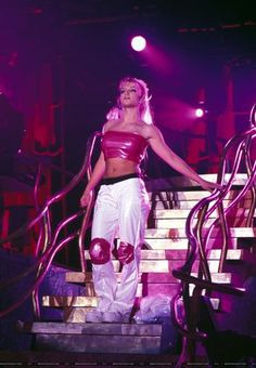 Britney Spears - Baby One More Time Tour 1999