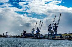 Gdańsk- Nowy Port, Oliwskie quey