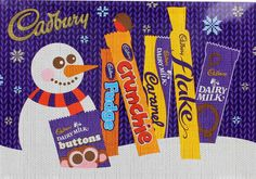 British Christmas traditions - selection boxes, never complete without a selection box :)