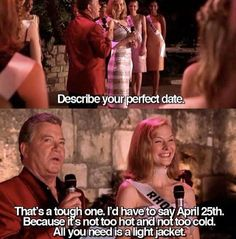 According to @William Shatner, today is the perfect date. #fb