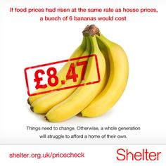 Would you pay £8.47 for a bunch of 6 bananas?