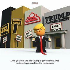 Mr Trump, Trump Train, Facebook, Twitter, News, Photos, Pictures