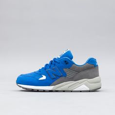 New Balance and globally-renowned retailer Colette bring you a 580 in Colette's signature colors. Nubuck upper with a leather lining. • Style #: MRT580C6 • Co-branded insock • Two sets of laces (tonal