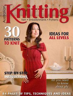 Australian Knitting — Vol.10 №1 2018