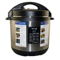 Fagor 670040230 StainlessSteel 3in1 6Quart MultiCooker Pressure Cooker NEW *** You can get additional details at the image link. (This is an affiliate link)