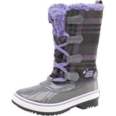 Girls Sketchers Winter Boots NOW £16.99 @ M&M Direct (£3.99 P&P) £20.98
