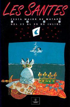 1991. Xavier Saleta