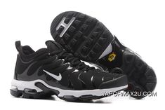 newest 8c36b c9ed9 Nike Air Max Plus Ultra TN Black White Latest