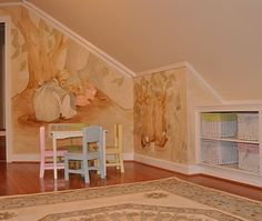 #Cute #Pretty #Fantastic Peter Rabbit playroom