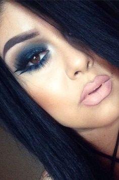 ✨Glam Makeup ✨V@RT@P ❌⭕❤ www.simplyounique.ca