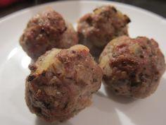 Easy Oven-Baked Meatballs @Stupid Easy Paleo