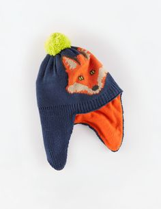 Fleece Lined Hat