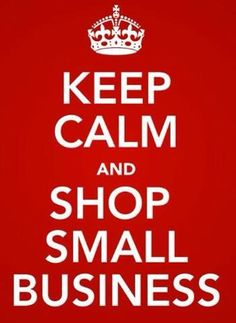 Shop Small Businesses this Saturday!!!  This includes Direct Sales companies!!!  Message me at facebook.com/chrissydesignsjewelry for my Black Friday/Small Business Saturday/Cyber Monday weekend specials!!!