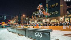 Red Bull Crashed Ice Village