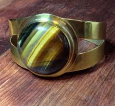 Flux Jewellery School competition entry by Alison Brent. Beautiful large cuff bracelet. 'This piece makes me feel like Wonder Woman :-D'