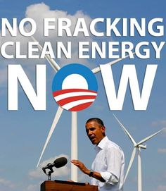 Take action! President Obama: we want renewables now!