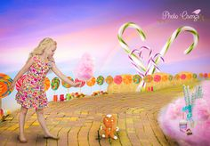 Inspired by 'California Gurls' van Katy Perry - Fairytale shoot by Photo Osenga