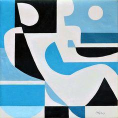 Victor Vasarely, Popular Art, Greek Art, Organic Shapes, Op Art, Geometric Shapes, Abstract Art, Sketches, Symbols