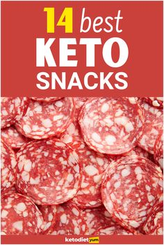 The Ketogenic diet helps you lose weight by entering your body into Ketosis, which is a metabolic state. Certain foods can prevent you from getting into Ketosis and random snacking during the day is more likely to ruin a diet than any meal is.