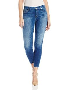 9b0c9a68975ec7 Women's Ankle Skinny Jean in Newcastle Broken Twill