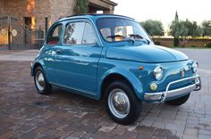 1971 Fiat 500 500L