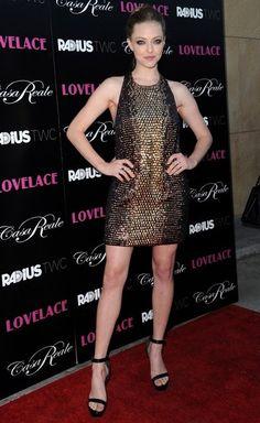 Amanda Seyfried in Gucci