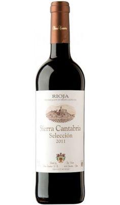 Sierra Cantabria Selección 2011 - La Rioja  - D.O. Rioja