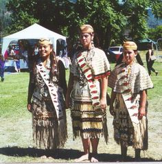 karuk clothing | Salmon is Everything: Regalia and Clothing in General
