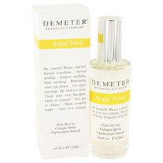 Demeter by Demeter Angel Food Cologne Spray 4 oz (Women)