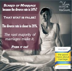 The Real Divorce Rate: Good news about marriage! It's not 50% Strong Marriage, Marriage And Family, Marriage Advice, Dream Marriage, Happy Marriage, Relationship Advice, Relationships, Christian Wife, Christian Marriage