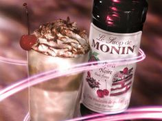 Monin's new Black Forest syrup captures the essence of the world
