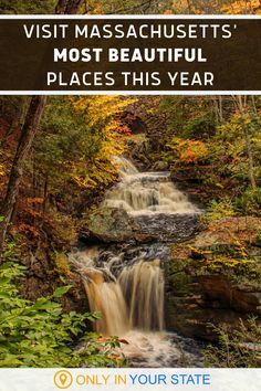 Add these beautiful Massachusetts destinations to your outdoor adventures bucket list! You'll find easy hiking trails, gardens, beaches, nature preserves, and plenty of waterfalls. All make for great family day trips. Adventure Bucket List, Hidden Beach, Editing Background, Haunted Places, Outdoor Adventures, Usa Travel, Natural Wonders, Vacation Destinations, Hiking Trails