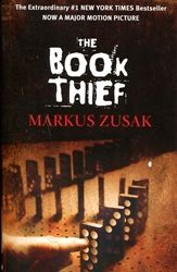 The Book Thief by Markus Zusak is a book of entirely its own category. Part historical fiction, part magic realism, part poetry, and part World War 2 survivor novel, the story is one that grips you tightly by the throat and doesn't let go until long after you've finished the final page. Filled with lovable characters and poetic language, the joy of childhood against the bleakness of war, this story will make you smile as well as cry, hugging it tightly to your chest. Read this book now.