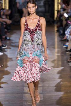 Sfilate Stella McCartney Collezioni Primavera Estate 2015 - Sfilate Parigi - Moda Donna - Style.it