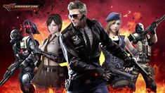 """After a huge success of PUBG MOBILE, Tencent Games has launched brand new PVP Battle Royale Game named """"CrossFire Legends"""". CrossFire on PC is one of the most played FPS game of all time. Force Movie, Cell Phone Game, Android Mobile Games, Mac Download, Game Environment, Fps Games, Gaming Tips, Game Info, Star Wars"""