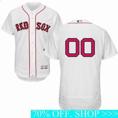 Make sure you're decked out like your favorite team when you rock this Boston Red Sox Majestic Flex Base Authentic Collection Custom jersey! There's no better way to prove your loyalty than to make this Boston Red Sox jersey your own. Cheap Baseball Jerseys, Football Gear, Nhl Jerseys, Baseball Pants, Baseball Scoreboard, Baseball Field, Andrew Benintendi, Gyms Near Me, Boston Red Sox