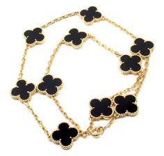 Now available at Fortrove.com: Authentic! Van Cl... Freshly added just for you! http://fortrove.com/products/authentic-van-cleef-arpels-vintage-18k-yellow-gold-alhambra-onyx-necklace?utm_campaign=social_autopilot&utm_source=pin&utm_medium=pin #MakeAnOffer